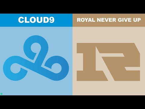 C9 vs RNG - Worlds 2018 Group Stage Day 5 - Cloud9 vs Royal Never Give Up