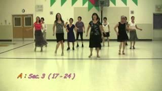 Cha Cha Yeh Lai Xiang Line Dance