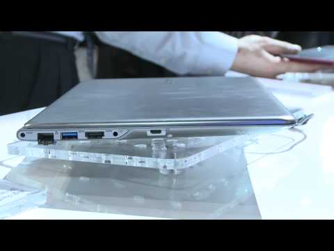 Samsung Series 5 ultrabook - Which first look review at CES 2012