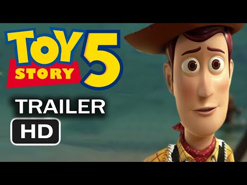 Toy Story 4 Trailer - 2014