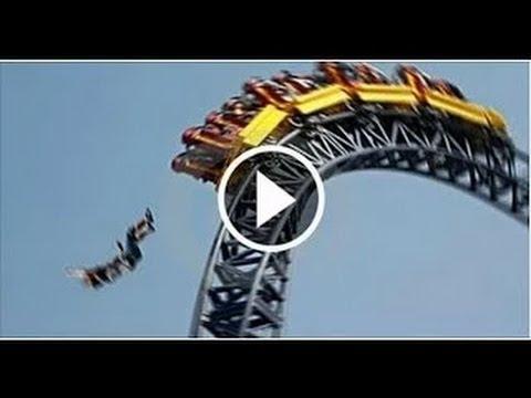 image vidéo  +18 حادث مريع في ديزناي باريس