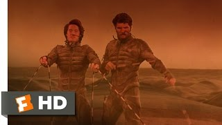 Dune: Riding the Sandworm, 1984