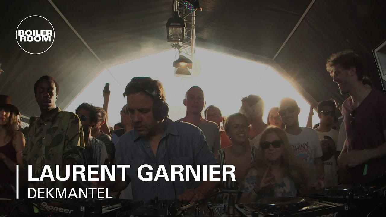 Laurent Garnier Boiler Room