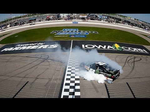 Final Laps | Sam Hornish Jr. wins at Iowa Speedway