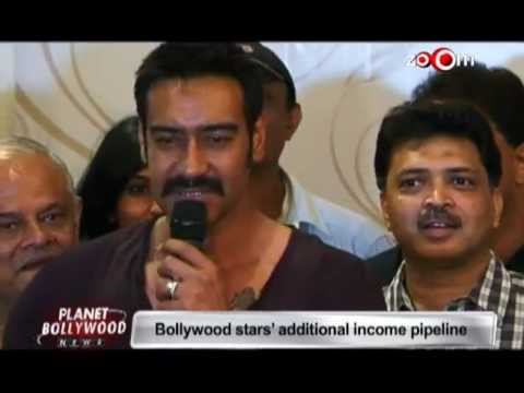 Ajay Devgn signs Rs 400 Cr deal for his upcoming films