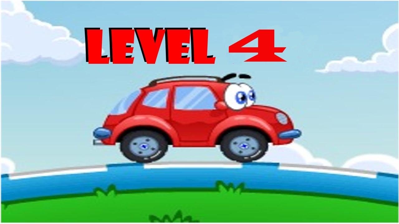 wheely level 4