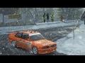 Dirt Rally BMW M3 E30 Monaco Route de Turini delta daily