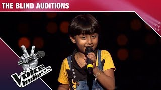 Priyadarshan Performs on Yaad Aa Raha Hai - Episode 4 - Nov 19, 2017 - The Voice India Kids Season 2