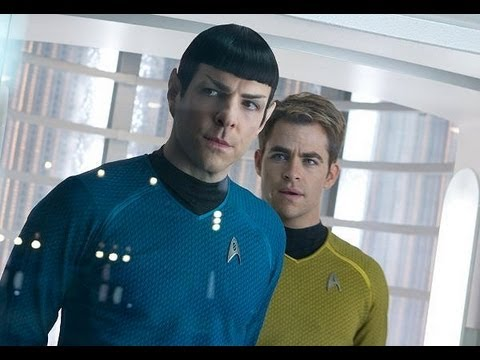 Movie Review-- Star Trek Into Darkness