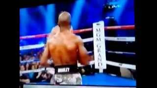 Manny Pacquiao Vs Timothy Bradley 2 Full Fight Round 1 To