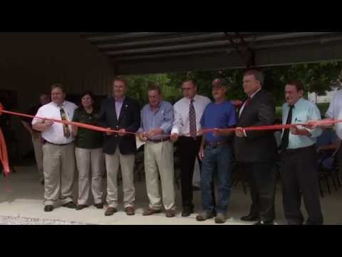 Owsley Co  Farmers Market Dedication