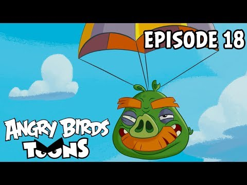 Angry Birds Toons #18 - Slappy má štěstí