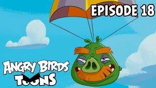 Angry Birds Toons #18 - Slappy má štastie