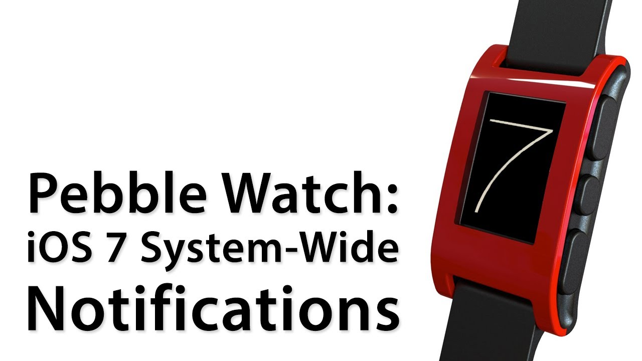 How To Set Up System-Wide Notifications For Pebble With ...