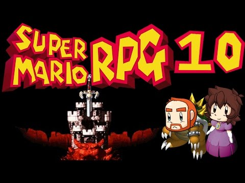 Best Friends Play Super Mario RPG (Part 10)