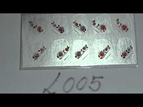 adesivos artesanais de unhas na caixinha de leite