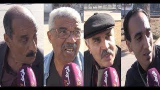 بالفيديو..هكذا تفاعل الشارع المغربي مع فاجعة الصويرة   |   بــووز