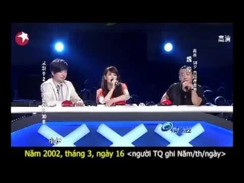 Xem phim Tìm Kiếm Tài Năng Trung Quốc - China_s Got Talent 2012 - Tập Trí Nhớ