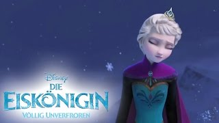 Let It Go Sing Along Song: DIE EISKÖNIGIN VÖLLIG