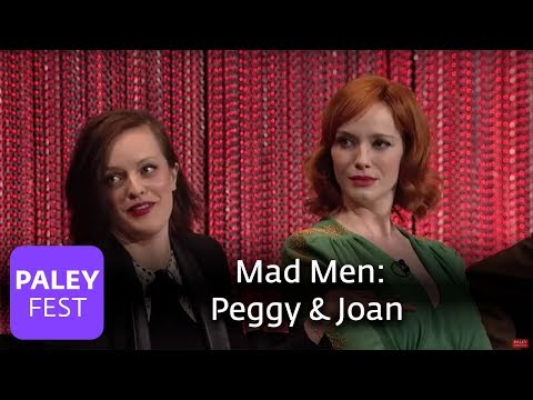 Mad Men - Elisabeth Moss, Christina Hendricks & Jon Hamm at PaleyFest 2014