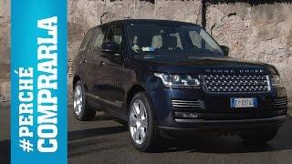 Range Rover Hybrid   #perchécomprarla e... perché no