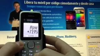 Liberar Nokia C1-01 Por Imei Para Yoigo, Movistar