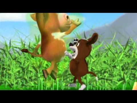 Zvieratká z farmy - Čerstvý vzduch