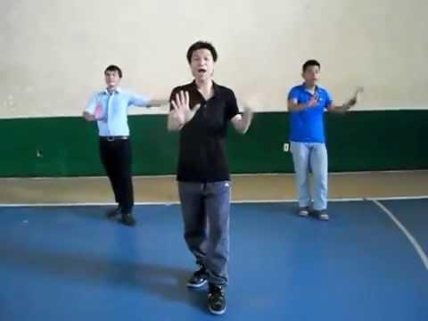 Dân vũ hiện đại Shalalala - hướng dẫn và thực hành