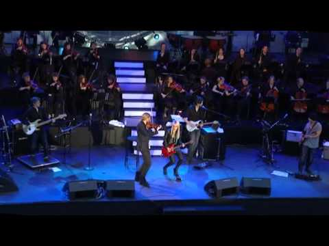 David Garrett - Smooth Criminal Open Air Live 2010 (1080p).mp4