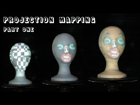 PROJECTION MAPPING part 1 | Shanks FX | PBS Digital Studios