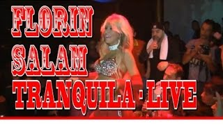 Florin Salam Tranquila Club Piramide Madrid LIVE 2014