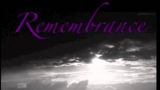 Remembrance (Communion Song, Passover, Meditation