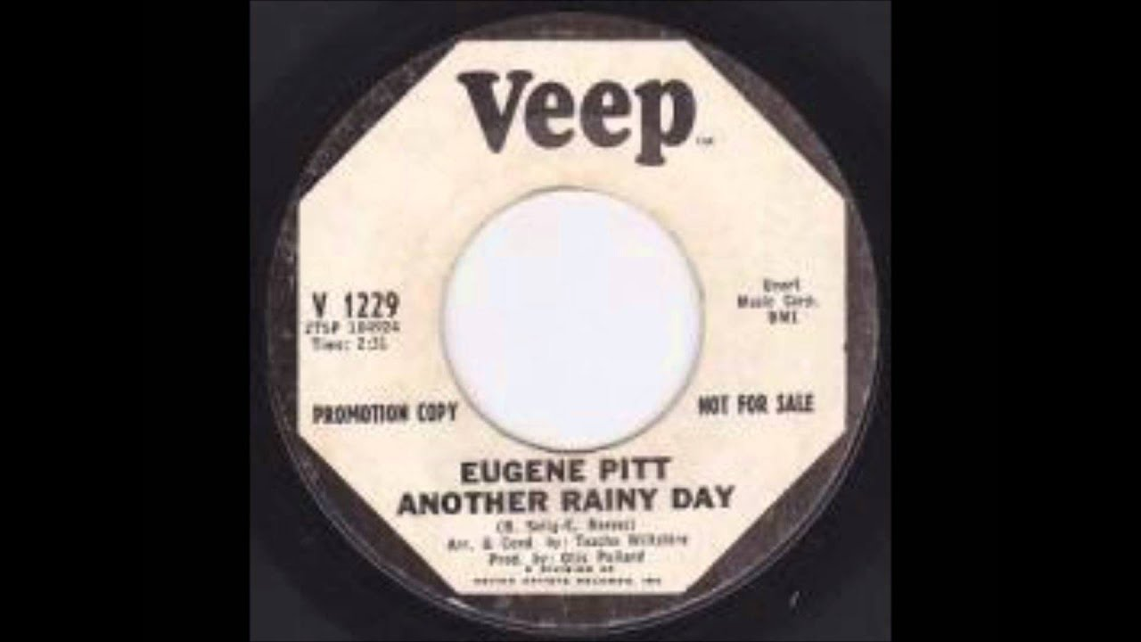 Eugene Pitt Another Rainy Day / Why Why Why