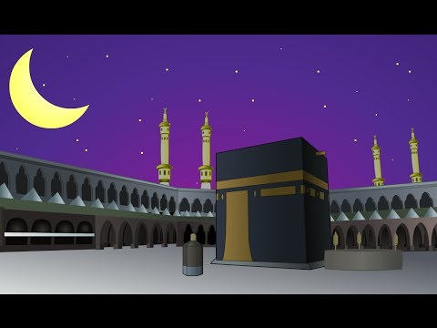 Learn Five Pillars of Islam - for kids image