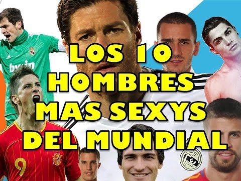 HOMBRES MAS SEXYS DEL MUNDIAL BRASIL 2014, REALMENTE GUAPOS