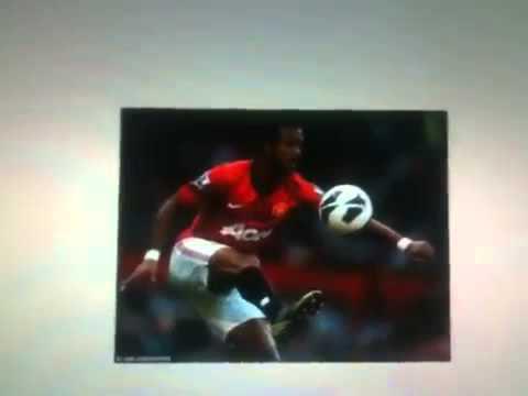 [Hài]Hát Điểm danh cầu thủ manchester united bằng bài nơi tình yêu bắt đầu