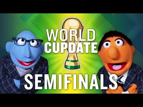 World Cup Semifinals Update: Brazil, Germany, Netherlands, and Argentina advance