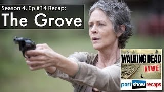 The Walking Dead Season 4, Episode 14 Recap: The Grove