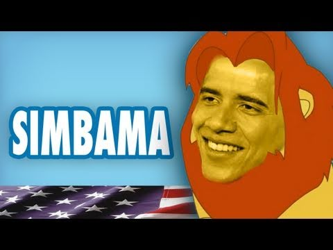 President Obama Acceptance Speech at 2012 [Parody]