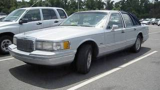 1993 Lincoln Town Car w/ 289k Miles Start Up, Dual Exhaust, and In Depth Tour videos