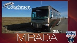 Coachmen Mirada 35BH Bath & 1/2 Bunk Model RV Review At