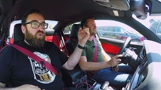 Quick Drive: '16 Dodge Charger Hellcat (w/ Jonny Lieberman) – Daily Fix Free Episode!. MotorTrend.