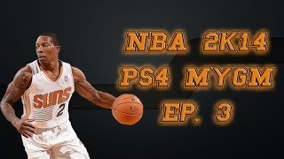 NBA 2K14 PS4 My GM Ep. 3 - Big Trade and First Game | Facecam