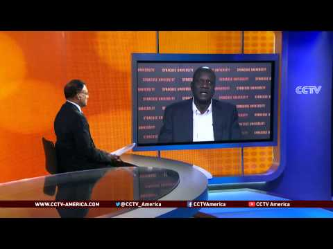 Interview with John Dau and John Chuol Kuek on South Sudan Violence