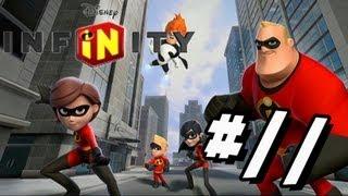 Disney Infinity Wii U Walkthrough Part 11 The