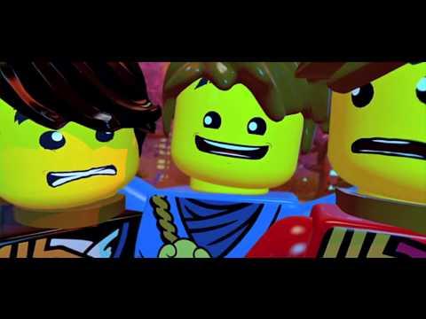 LEGO Ninjago: Shadow of Ronin Launch Trailer