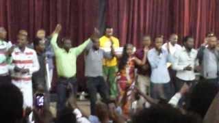 MUST WATCH: The Rousing 'Maasaan Gamaa' from Birbirsaa/Piazza, Finfinnee, Oromia