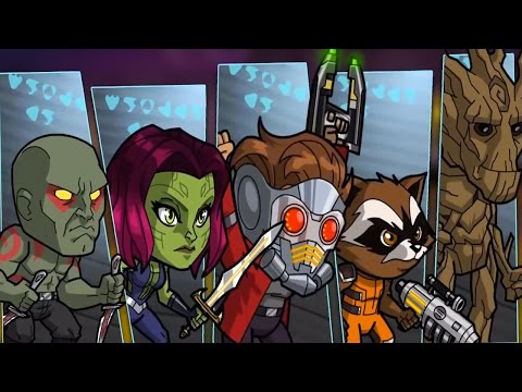 Guardians of the Galaxy: The Universal Weapon - Announcement Trailer