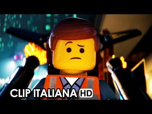 The Lego Movie Clip Ufficiale Italiana 'Lei è quello speciale' (2014) - Phil Lord Movie HD
