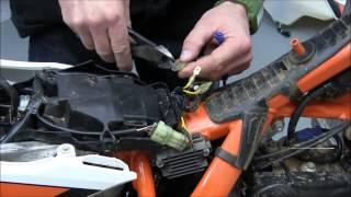 KTM    SXF    TPS SETUP    WIRING       DIAGRAM      TVPlayVideos